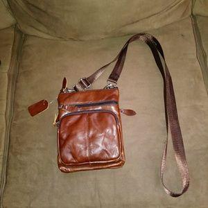 Other - Small men's over-the-shoulder bag